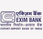 EXPORT - IMPORT BANK OF INDIA