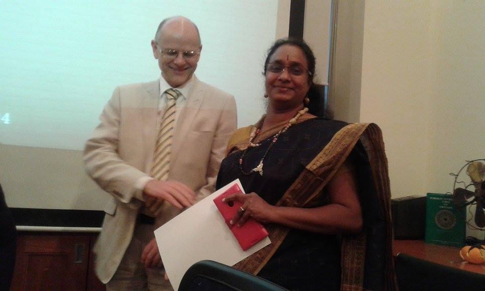 Mrs Kavitha Kannan attended Seminar on Alternative Dispute Resolution and Mediation